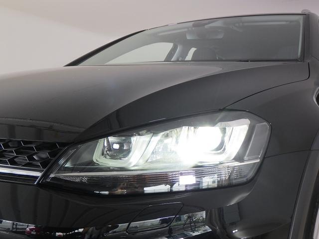 フォルクスワーゲン VW ゴルフオールトラック TSI 4モーション アップグレードパッケージ 認定中古車