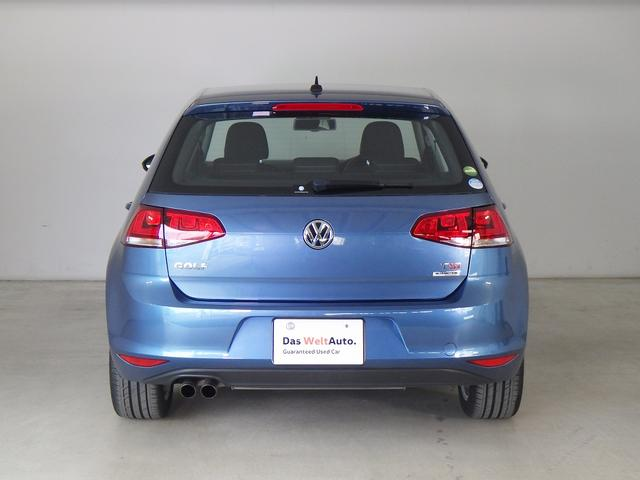 フォルクスワーゲン VW ゴルフ TSIハイライン BMT 純正ナビ キセノン ACC