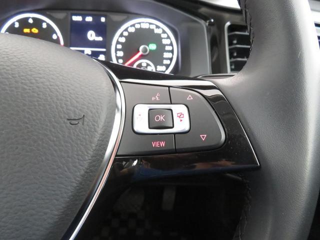 TSIコンフォートラインリミテッド NAVI ETC BC LEDヘッドライト スマートキー 当社デモカー 禁煙車(15枚目)