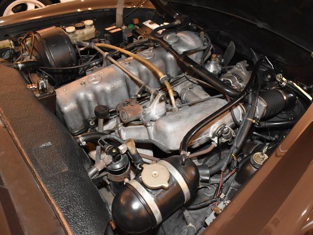 280SL W113 ボディナンバーマッチング(11枚目)