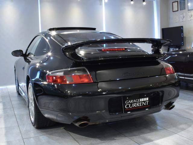 911カレラ 純正カップエアロ スポーツシート オールレザー(3枚目)