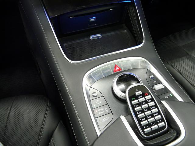 メルセデス・ベンツ M・ベンツ S550ロングAMGスポーツPKG レーダーセーフ 黒革SR