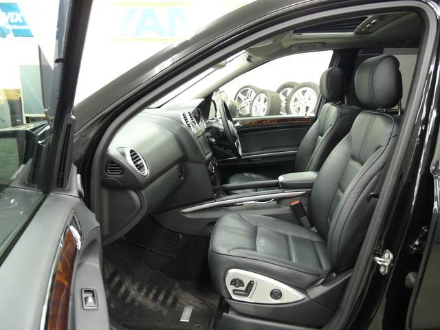 メルセデス・ベンツ M・ベンツ ML350 4M LUGPKG黒革SR社外HDDナビ20AW