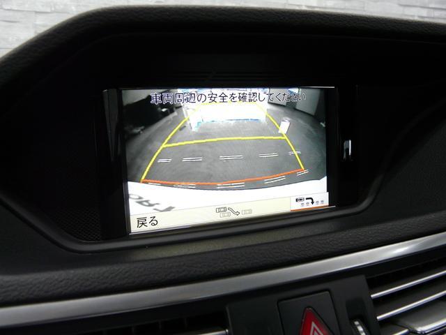 E350BテックワゴンAVG AMGスポーツPKG SR黒革(12枚目)