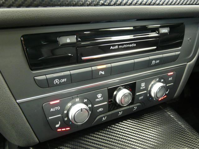 2.8FSIクワトロ 黒革LEDライト 社外20AW 禁煙車(14枚目)
