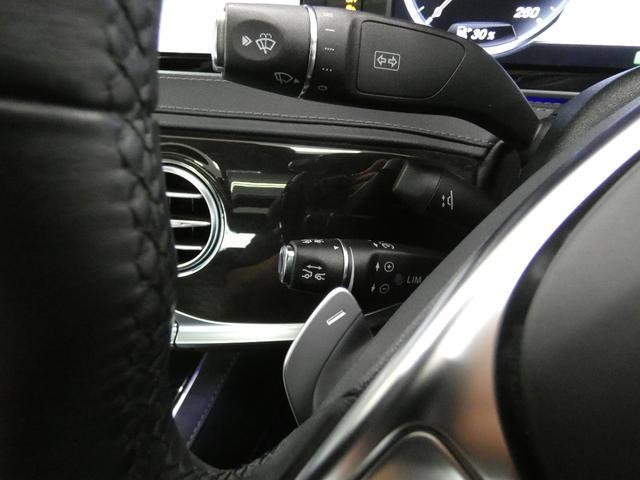 S400h AMGライン ラグジュアリーPKGレーダーセーフ パノラマSR 黒革 ナビ 地デジ 全周カメラ パークトロニック ディストロ パワーシート 前後席シートヒーター パワートランク キーレスゴー ヘッドアップディスプレイ LEDライト 19AW(15枚目)