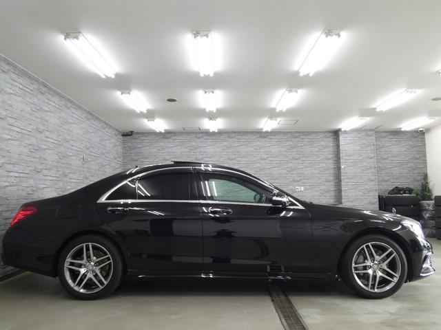 S400h AMGライン ラグジュアリーPKGレーダーセーフ パノラマSR 黒革 ナビ 地デジ 全周カメラ パークトロニック ディストロ パワーシート 前後席シートヒーター パワートランク キーレスゴー ヘッドアップディスプレイ LEDライト 19AW(29枚目)
