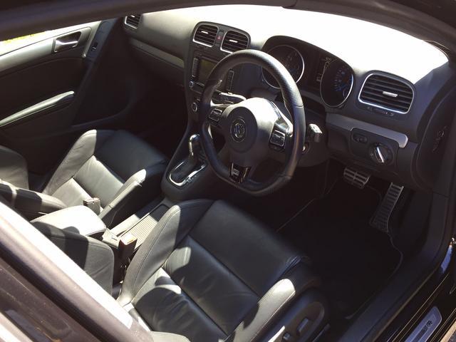 R 4WD ワンオーナー 純正AW18インチ レザーシート(10枚目)