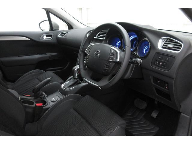シトロエン シトロエン C4 フィール 1.2DOHC直噴タボ新車保証Bソナ新型ドラレコ