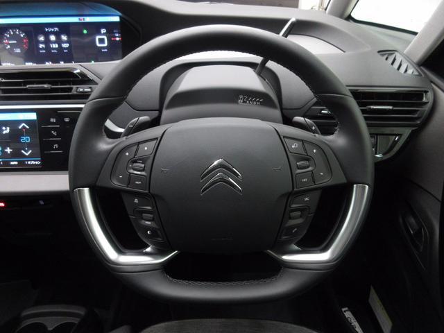 シトロエン シトロエン C4 ピカソ シャイン ブルーHDi自動ブレーキ新型ドラレコMプロ付き