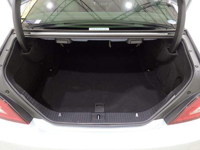 CLS63 S 4マチック絹ベジュ革スポ席前後もみ冷席(19枚目)
