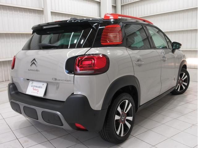 「シトロエン」「シトロエン C3 エアクロス」「SUV・クロカン」「埼玉県」の中古車4