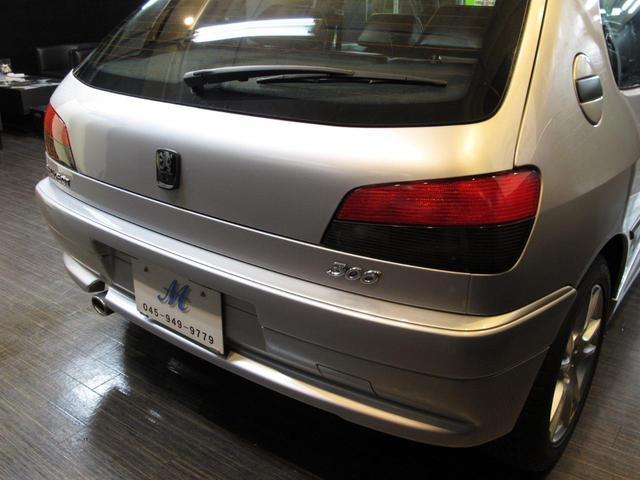 「プジョー」「306」「コンパクトカー」「神奈川県」の中古車24