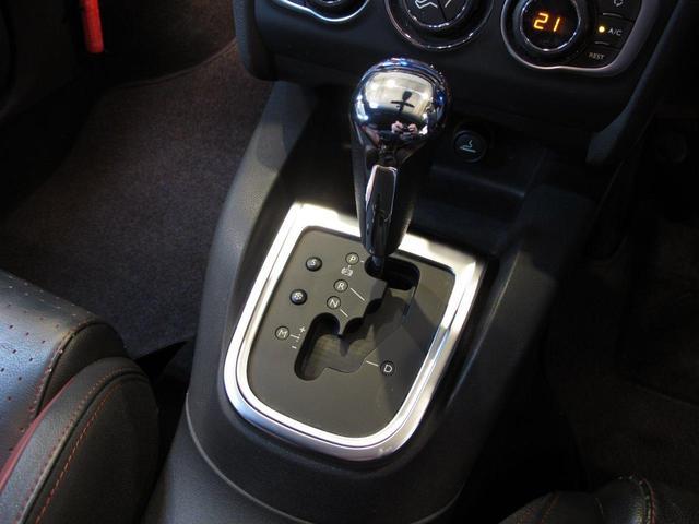 EGSというダイレクトなつながりが特徴のATと2種類ありますが、こちらは日本車でも多く使われるアイシン製6AT!「ふつうの」オートマです!