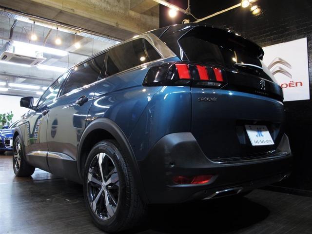 GT ブルーHDi 1オーナー アクティブセーフティブレーキ レーンキープ アクティブクルーズC LEDヘッド/LEDフォグ インテリジェントハイビーム 電動テールゲート ETC ナビ TV バックカメラ(20枚目)