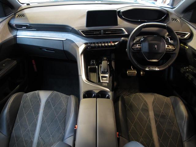GT ブルーHDi 1オーナー アクティブセーフティブレーキ レーンキープ アクティブクルーズC LEDヘッド/LEDフォグ インテリジェントハイビーム 電動テールゲート ETC ナビ TV バックカメラ(26枚目)