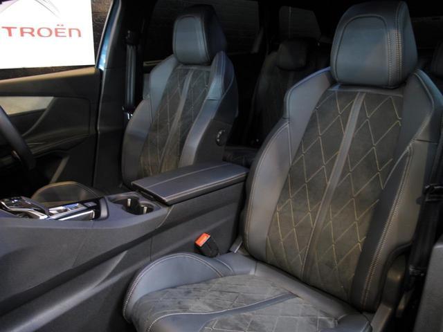 GT ブルーHDi 1オーナー アクティブセーフティブレーキ レーンキープ アクティブクルーズC LEDヘッド/LEDフォグ インテリジェントハイビーム 電動テールゲート ETC ナビ TV バックカメラ(27枚目)