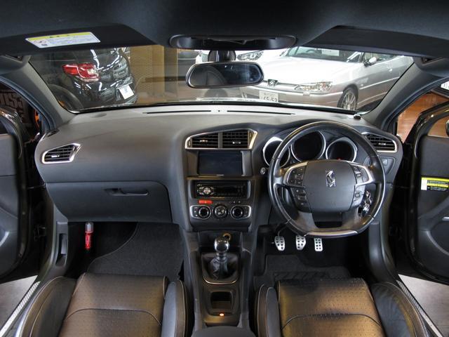 スポーツシック 6速MT ターボエンジン ディレクショナルヘッドライト 黒レザーシート  シートヒーター ブラインドスポットモニター 前後ソナー クルーズコントロール ワンセグTV ETC キーレス USB  HID(25枚目)
