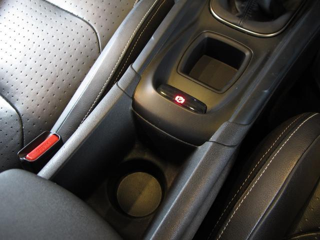 スポーツシック 6速MT ターボエンジン ディレクショナルヘッドライト 黒レザーシート  シートヒーター ブラインドスポットモニター 前後ソナー クルーズコントロール ワンセグTV ETC キーレス USB  HID(30枚目)