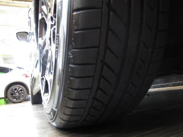 タイヤ溝まだあります!