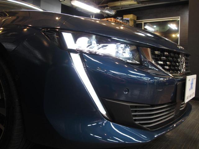 SW GT ブルーHDi フルパッケージ 新車保証継承(9枚目)