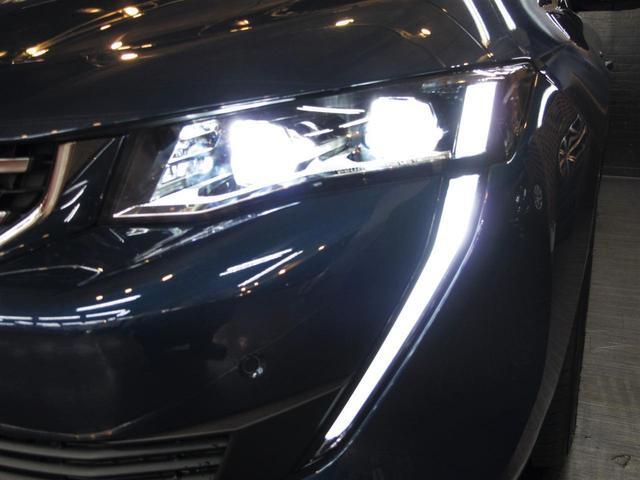 SW GT ブルーHDi フルパッケージ 新車保証継承(11枚目)
