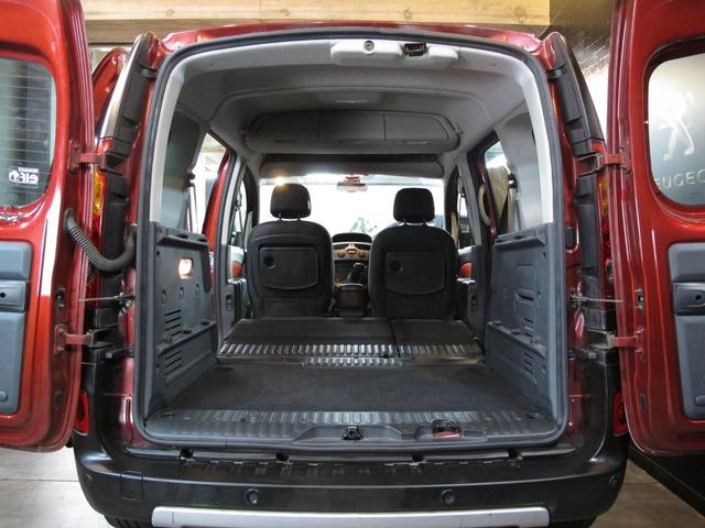 イマージュ 禁煙車 本革ステアリング 3トーンカラーシート MTモード付AT クリアランスソナー 両側スライドドア オーバーヘッドコンソールボックス ダブルバックドア 盗難防止装置 純正15インチAW(35枚目)