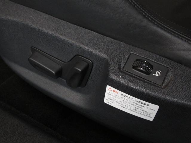 インテグラルレザー・パック 禁煙車 受注生産インテグラルレザーパック 1.6Lターボ アイシンAW製6速AT ブラックレザーパワーシート シートヒーター 社外フルセグTVナビ 純正19インチAW(30枚目)