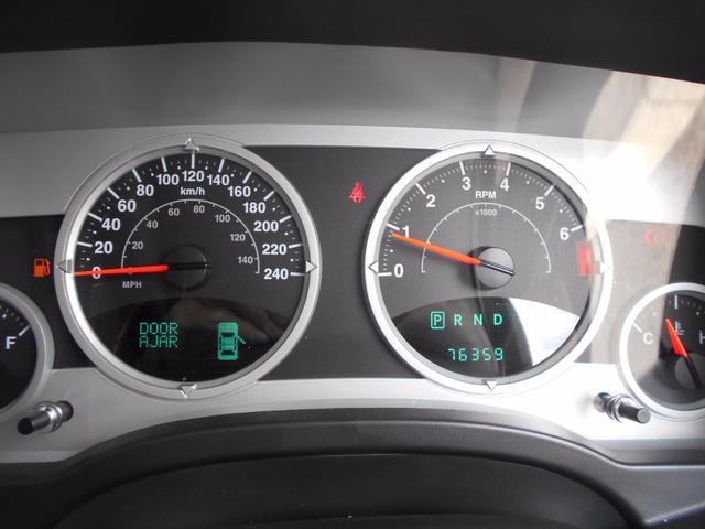 クライスラー・ジープ クライスラージープ パトリオット リミテッドストラーダナビフルセグバックカメラ新品タイヤ装着