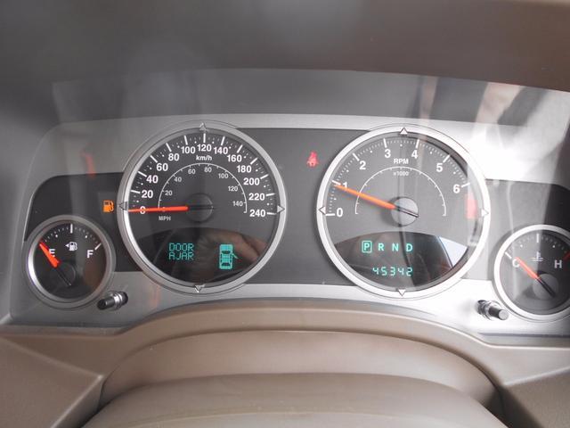 クライスラー・ジープ クライスラージープ パトリオット リミテッド新品タイヤナビフルセグETCバックカメラ