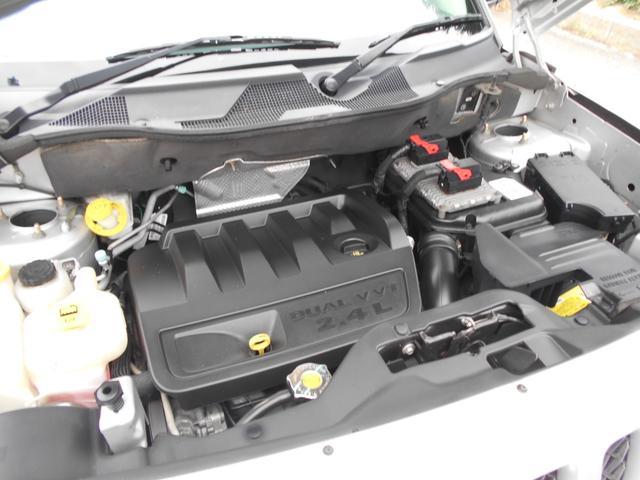 パワフルで燃費も良い2400ccエンジン!