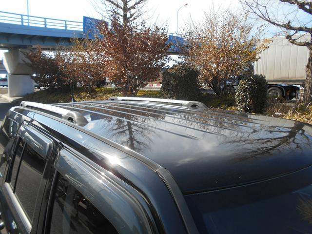 リミテッド 国内最終BLACKリミテッド 新品OPENCOUNTRYタイヤ装着 純正アルミマットブラック加工 カロッツェリアナビ フルセグ ETC サイドバイザー サイドカメラ 純正キーレス ワンオーナー車(7枚目)