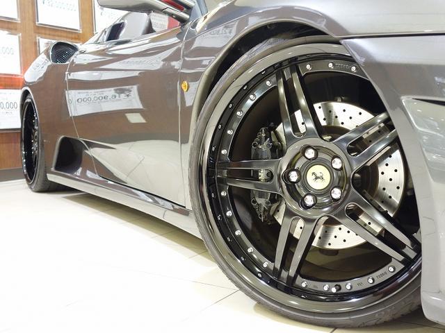 フェラーリ フェラーリ F430スパイダー F1 HF20AW パワークラフト可変マフラー ディーラー車