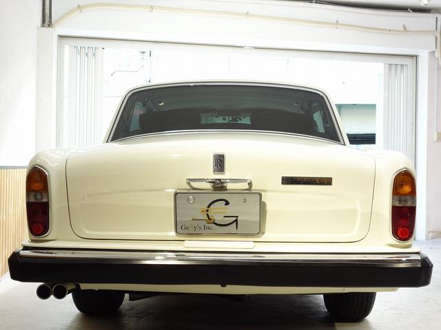 「ロールスロイス」「ロールスロイス シルバーシャドーII」「セダン」「東京都」の中古車8