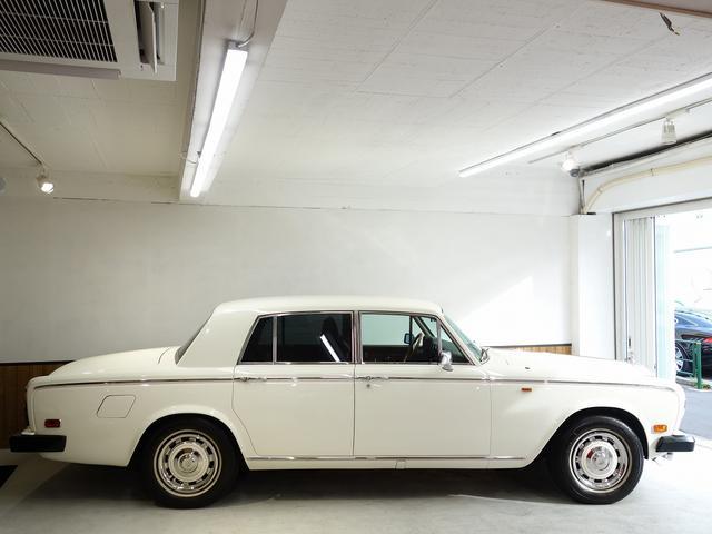 「ロールスロイス」「ロールスロイス シルバーシャドーII」「セダン」「東京都」の中古車9