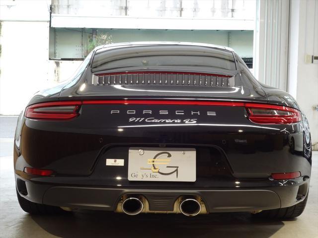 ポルシェ ポルシェ 911カレラ4S オプション多数 左H ワンオーナー 保証付