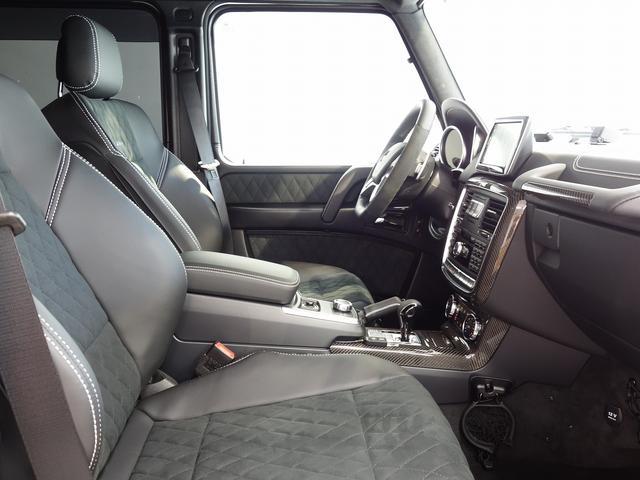 メルセデス・ベンツ M・ベンツ G550 4×4スクエアード 限定受注生産車 ディーラー車