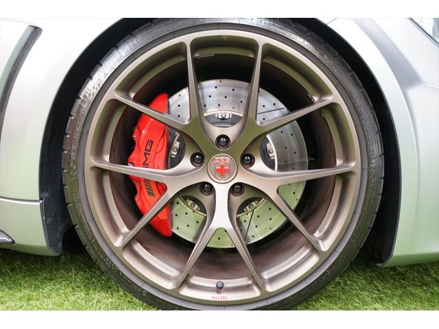 C63 AMGクーペ ブラックシリーズ 50台限定 カスタム(20枚目)