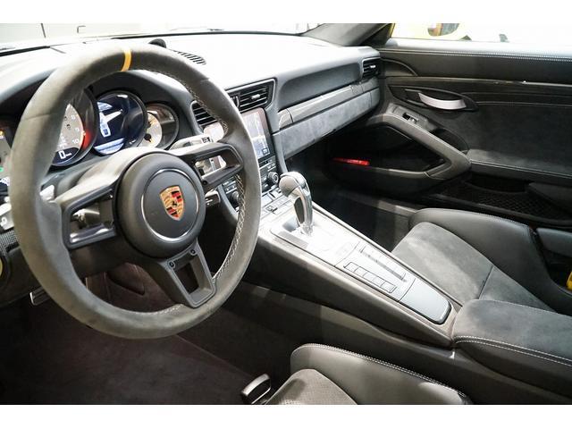 911GT3RS 後期型 クラブスポーツ 保証付ディーラー車(3枚目)