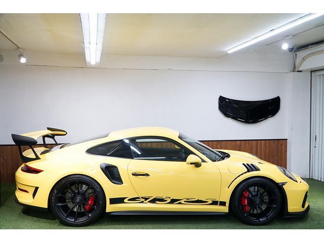 911GT3RS 後期型 クラブスポーツ 保証付ディーラー車(4枚目)