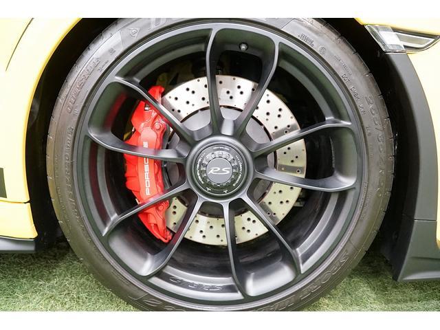 911GT3RS 後期型 クラブスポーツ 保証付ディーラー車(5枚目)