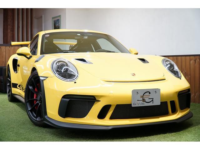 911GT3RS 後期型 クラブスポーツ 保証付ディーラー車(6枚目)