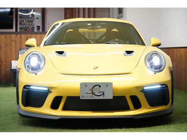 911GT3RS 後期型 クラブスポーツ 保証付ディーラー車(7枚目)