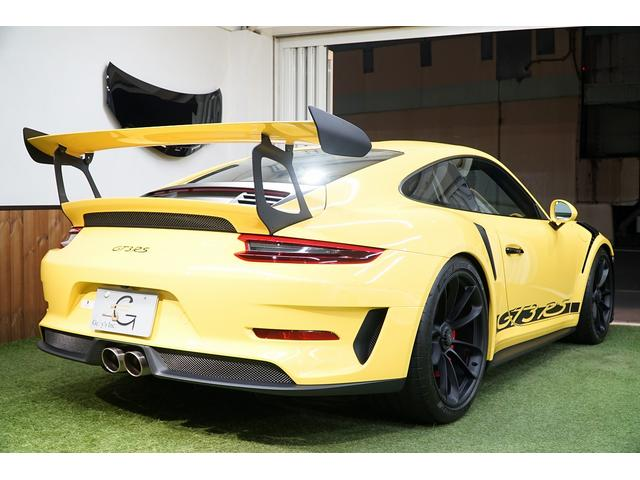 911GT3RS 後期型 クラブスポーツ 保証付ディーラー車(8枚目)