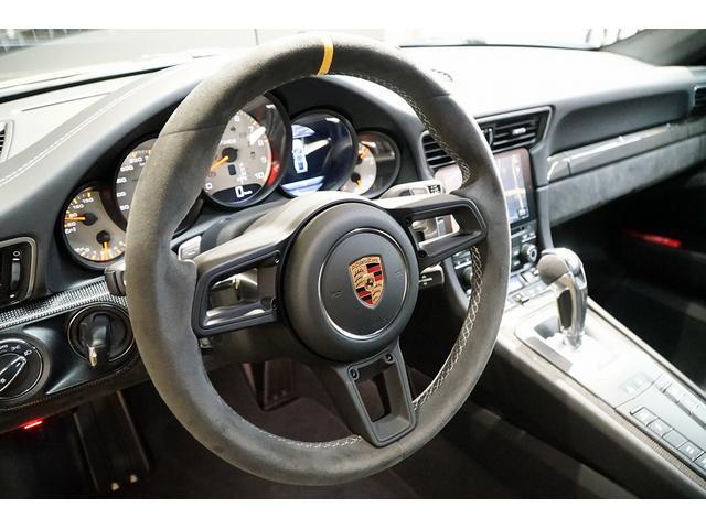 911GT3RS 後期型 クラブスポーツ 保証付ディーラー車(11枚目)
