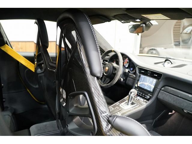 911GT3RS 後期型 クラブスポーツ 保証付ディーラー車(13枚目)