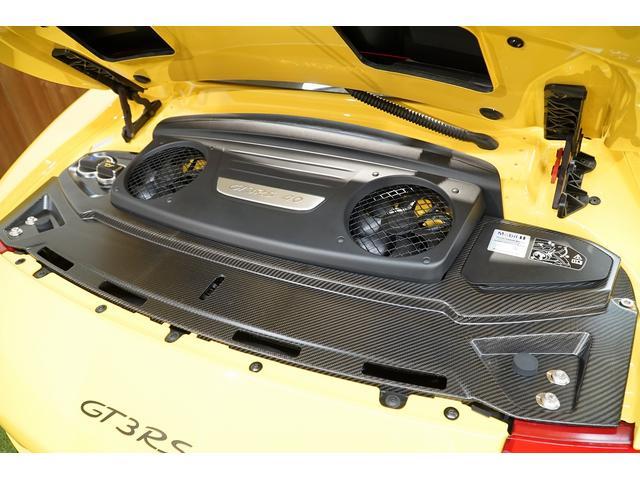 911GT3RS 後期型 クラブスポーツ 保証付ディーラー車(20枚目)