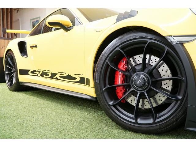 911GT3RS 後期型 クラブスポーツ 保証付ディーラー車(21枚目)