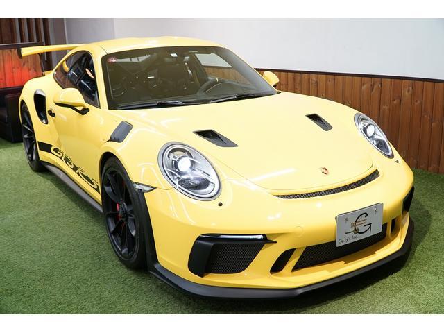 911GT3RS 後期型 クラブスポーツ 保証付ディーラー車(24枚目)