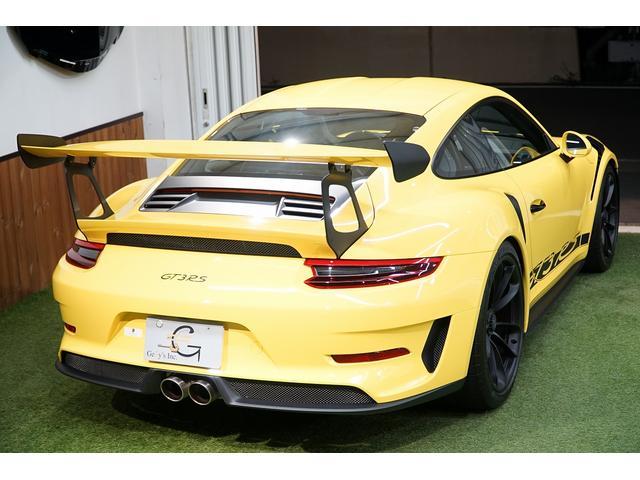 911GT3RS 後期型 クラブスポーツ 保証付ディーラー車(30枚目)